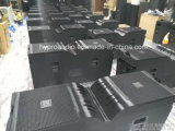 El modelo caliente Vtx25 de la venta de Diase se dobla línea altavoz del arsenal, altavoz de gran alcance de 15 pulgadas