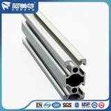 Anodizado Silver Aluminio Perfil Industrial
