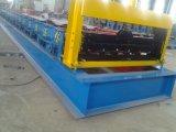 アルミニウム波形の屋根シートは形成を冷間圧延し機械を作る