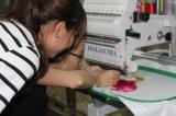 As Cores Holiauma Melhor Item 15 6 máquina de bordado comercial de cabeça para alta velocidade bordados computadorizado das funções da máquina para máquina de bordado retilínea