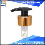 Sabonete de alumínio Direito-esquerdo dispensador de cosméticos da bomba de loção