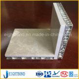 Естественная панель сота камня здания алюминиевая для украшения стены