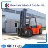Cpcd60 6ton Gabelstapler mit Chaochai oder Isuzu Dieselmotor-hydraulischem Getriebe für den Export