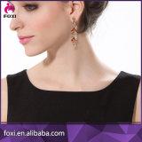 최신 제품은 늦게 소녀를 위한 귀걸이 디자인을 수교하는 금을 디자인한다