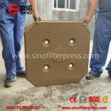 Le filtre de membrane automatique chimique de filtre-presse de membrane enfoncent la Chine