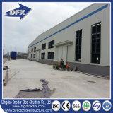 Almacén prefabricado China/edificio prefabricado de la estructura de acero para el supermercado