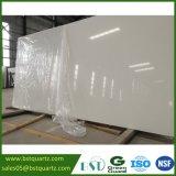 好ましい価格の極度の純粋で白い水晶石の平板