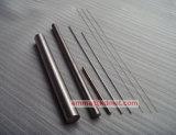 Tungsten Rod / High Purity Finition au sol Tungsten Rods / Tungsten Bars / Tungsten Heavy Rods