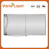 72W 1196*596 panneau LED de lumière au plafond pour les salles de réunion