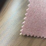 Zachte Duurzame Microfiber voor het Maken van Schoenen Sandals