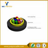 Cable de Distribucion Interior/ Exterior 2-12 fibras Kevlar Elemento Cable Optical Fiber