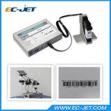 Impresora de inyección de tinta de la impresora de la fecha de vencimiento para el rectángulo del cartón (ECH700)