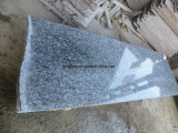 Pierre naturelle de Chine White Wave Granite Tile / Slab