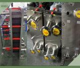 Pasteurisateur industriel d'échangeur de chaleur de plaque de bière de lait d'acier inoxydable