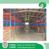 Estante de la paleta del pasillo del metal para el almacén con la aprobación del Ce