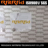 La muestra libre sonó de largo RFID de Anti-Rasgado inalterable que seguía la etiqueta para el parabrisas del vehículo