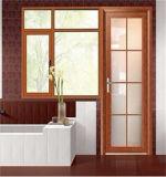 Migliori portello di entrata di disegno della finestra di alluminio della Cina e tinta della finestra