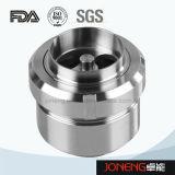 Нержавеющая сталь зажала задерживающий клапан сваренный телом гигиенический (JN-NRV1005)