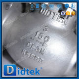 Литая сталь Didtek BS1873 отключила нормальный вентиль