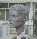 머리 6330를 가진 ODM 현실적 여성 맨 위 마네킹