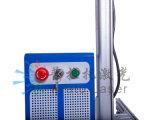 Machine d'inscription de laser en métal de fibre de qualité pour la Je-Garniture, iPhone/Apple