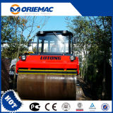 Rouleau de route vibratoire populaire de Lutong de 3 tonnes mini (Ltc203)