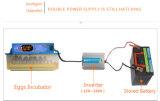 Volles automatisches Huhn-Miniei-Inkubator Hatcher Maschine