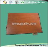 Techo modificado para requisitos particulares del metal de la cortina de Sizealuminum para la alameda de compras