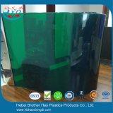 工場は深緑色の溶接の適用範囲が広いビニールプラスチックPVCスクリーンのストリップのドア・カーテンを卸し売りする