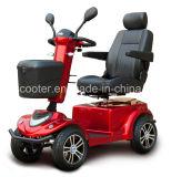 4車輪のスクーター950W新しいデザイン縁の移動性のスクーター