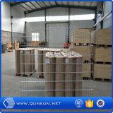 Fuente de la fábrica de China galvanizada y fuente del alimentador del PVC que cerca los paneles en venta