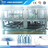 Máquina de engarrafamento giratória da água da pressão 2000bph da Multi-Cabeça automática cheia