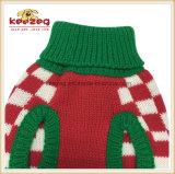 Chien de Noël Keezeg 2017 Sweater Coat/Pet habillement Chandail de chien (KH0032)