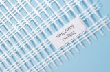 160g/165g, réseau de maille de fibre de verre du plâtre 4*4/5*5 avec le bon latex de l'usine chinoise