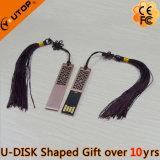 Copper Window Bookmark Gift Metal USB Pendrive (YT-3294-02)