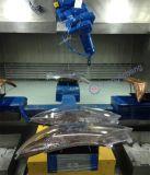 Progetto di chiave in mano della macchina automatica robot di verniciatura a spruzzo per la lampada dell'automobile