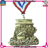 Medalla 2017 del metal 3D para el regalo de la medalla de los deportes