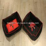 중국 사람 디자인 OEM 애완견 공급 Handmade 호화스러운 개 침대