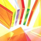 Пластичный лист PS цвета для Ce SGS RoHS рекламируя материала