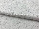 Círculo de fibra de algodón color tejido hilado Check-Lz8259
