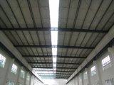 Prefabricados de estructura de acero galvanizado de almacén de trama