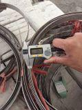 Yhjj-600-2000 de cirkel Scherpe Machine van de Lintzaag van de Plak van de Boog