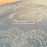 Tecido 100% algodão 133 * 100 impresso para baixo para prova de edredão