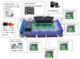 Mach 3 доска проламывания USB 5 осей