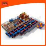 Trampoline Indoor Playground Trampoline Amusement Park Équipement 7120A
