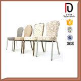 Populaires Banquet battantes en aluminium chaise empilable avec l'action de retour