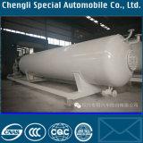 100cbm Tank van LPG van de Opslag van het Drukvat 1.77MPa de Bulk Horizontale
