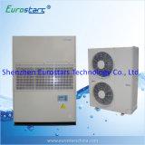 Condizionatore d'aria impaccato centrale raffreddato aria diritta del pavimento