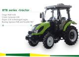 trattore agricolo del trattore compatto della rotella 50-80HP 4