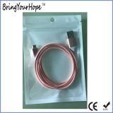 끈목 자석 USB 비용을 부과 케이블